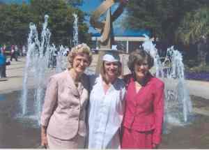 Graduation day.