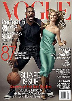 <em>Vogue</em> Shape Issue cover
