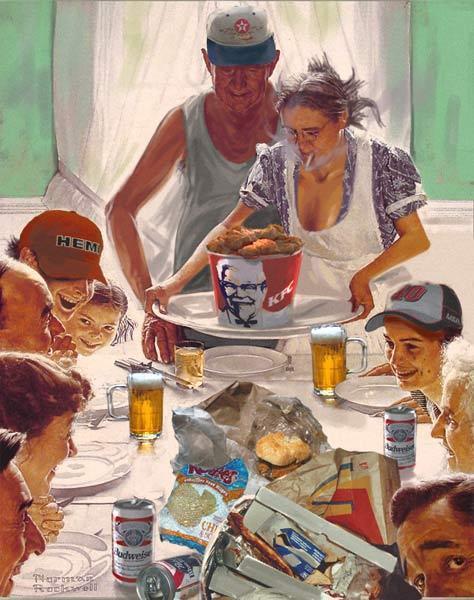weird thanksgiving